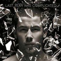 NICK JONAS - Last Year Was Complicated CD - NEW!  Sealed!