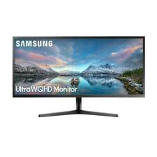 "Samsung SJ55W 34"" LED LCD Ultra Wide QHD Gaming Monitor 3440x1440 21:9 75Hz VA"