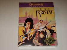 Kristal (Commodore Amiga, 1989) SEALED, Rare Cinemaware Game