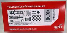 Herpa LKW 081474  Zugmaschinen-Fahrgestell Scania Scania R 2-achs Inhalt: 2 x