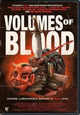 VOLUMES OF BLOOD USED VERY GOOD DVD