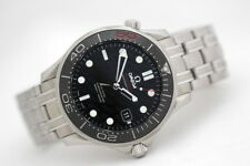 Omega Seamaster Full Size 50th Anniversary James Bond Limited Edition Watch