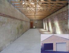 INDUSTRIAL UNIT TO  LET Birkenshaw Bradford Leeds Storage Lockup Workshop BD11