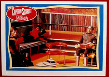 CAPTAIN SCARLET - Off Duty! - Card #56 - Topps, 1993, Gerry Anderson