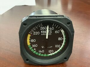 Airspeed Indicator Part No. 8030 Beechcraft