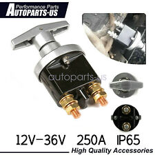 New 1500A Battery Switch Isolator Disconnect Power Kill Cut Off Marine Boat Car