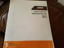Case Construction Parts Catalog Vibratory Roller SV212 Tier 3 87659886 NA Manual
