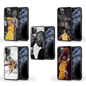 🏀 Brand New! NBA Legend KOBE BRYANT LAKERS iPhone11 PRO MAX Cover Case