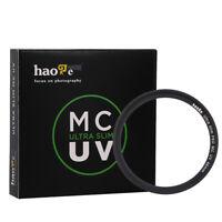 46mm Ultra Slim MC UV Lens Filter Protector for Voigtlander Ultron 35mm F1.7 VM
