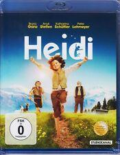 Heidi  (Bruno Ganz)  Blu-ray NEU