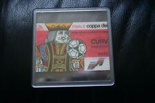 Liverpool v Roma 1984 European Cup Final Ticket/Coaster