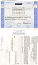 Stanley Black & Decker > tools stock certificate share