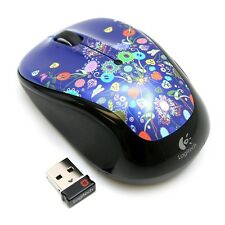 Logitech M325 Wireless Mouse - Nature Jewerly w/unifying receiver PC Mac