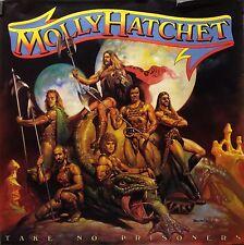 Molly Hatchet 1981 Take No Prisoners Original Promo Poster Jumbo Size