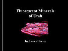 JH11346 Book: Fluorescent Minerals of Utah