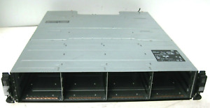 Dell PowerVault MD1200 2x SAS EMM 2x PSU, Power Cables, No HDD