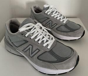 New Balance 990v5 (Grey) Size UK8
