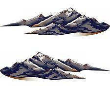 2  RV KEYSTONE MONTANA MOUNTAIN SCENES DECAL GRAPHICS -55