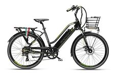"Citybike elettrica Armony Cortina 26"" 2019 Autonomia 70km SUPEROFFERTA"