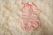 Photography Prop,Newborn Photography Prop for Small Baby,Baby Girl,Pink Cotton,
