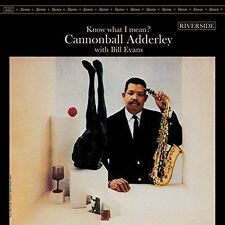 Know What I Mean? by Bill Evans (Piano)/Cannonball Adderley (Vinyl, Feb-2015,...