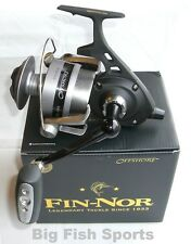 FIN-NOR OFFSHORE 5500A Spinning Reel #OFS5500 FREE USA SHIP! NEW! 4.7:1 Ratio