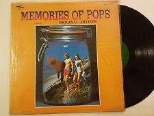 Memories of Pops Original Artists [Vinyl LP Record] 1982