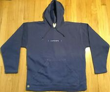 Columbia Convert pullover hoodie M blue ski snowboard Sportswear Insulated