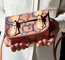 Vivienne Westwood X Cambridge Satchel Company Brand New Bag Rosa Mini Squiggle