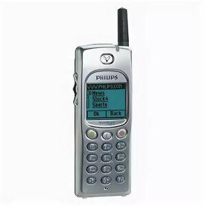☆ Philips Xenium 9@9 Handy Dummy Attrappe ☆ retro mobile ☆ Vintage ☆ Sammler