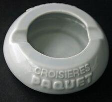 Cie De Navigation CROISIERES PAQUET Ceramic Ashtray