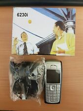Nokia 6230i Unlocked  Bluetooth Camera Radio Classic Mobile Phone New Condition