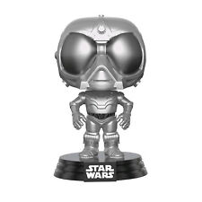 Star Wars: Rogue One - Death Star Droid Chrome NYCC 2017 US Exclusive Pop! Vinyl