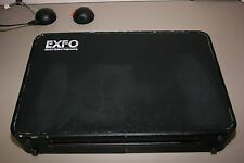EXFO Suite Case Fiber Optics Cable tester, Source, Meter, Fault locator Warranty