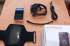 Sony Xperia Active L Blanc 3 in L très bien l Android SPORT HSDPA GPS L