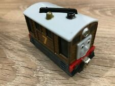Take N Play Talking TOBY From Thomas The Tank engine & Friends Train Christmas