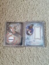 Topps Relic Lot tier one baseball  MLB game used Jersey