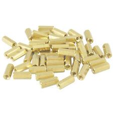 50pcs M3 12 mm Hexagonal net nut Female brass Standoff/Spacer