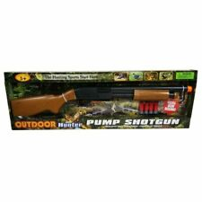 Electronic Pump Action Shotgun Toy Rifle Gun Battery Operated Sounds