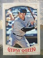 2016 Topps Gypsy Queen #73 Greg Bird New York Yankees RC Rookie Baseball Card