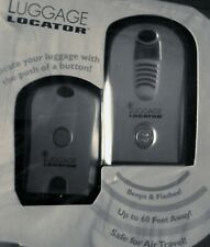 Luggage Locator w/Remote & Receiver   Stress Free Vacation & Business Trips/NEW