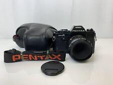 [Excellent] Pentax Super A w/ Smc Pentax A Macro 50mm f2.8 from JP