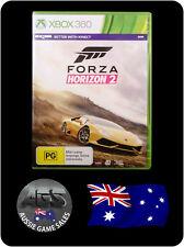 Forza Horizon 2 (Xbox 360 - VGC - FREE REGISTERED POST - OZ SELLER)