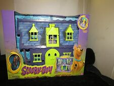 Scooby Doo Mystery Mansion Playset Monsters with Scooby Doo figure