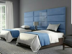 Bedroom Headboard Wall Panels Wall Decor Easy to Install All sizes Available