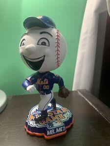 Mr. Met 2013 MLB All Star Game Mascot Bobblehead - RARE