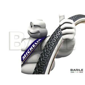 Pneu / Pneumatique Vélo 26 x 1 - 1/2 (35 - 584) Blanc/Noir - MICHELIN