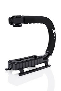 Opteka X-GRIP Action Stabilizer Handle for Digital SLR Cameras and Camcorders