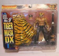 Uomo Tigre Tiger Mask Series N°9 Blood Version + Testa Naoto Kaiyodo Xebec Toys