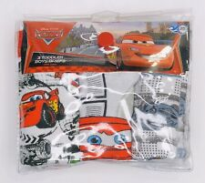 Disney Pixar Cars 3 Toddler Boys Briefs Size 2T-3T NWT Lightning McQueen